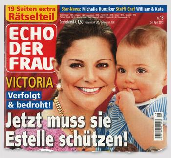 Victoria - Vefolgt & bedroht - Jetzt muss sie Estelle schützen!