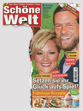 Helene Fischer, Henning Baum - Setzen sie ihr Glück aufs Spiel?