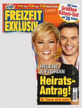 Helene & Florian - Heirats-Antrag! - Ihr Traum wird wahr!