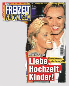 Helene & Florian - Liebe, Hochzeit, Kinder! - Wie das Traumpaar seine Zukunft plant