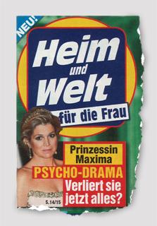 Prinzessin Maxima - PSYCHO-DRAMA - Verliert sie jetzt alles?