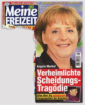 Angela Merkel - Verheimlichte Scheidungs-Tragödie - Alles über die unbekannte Vergangenheit der Kanzlerin