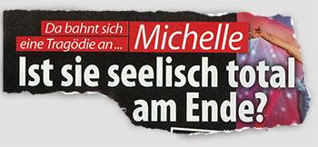 Da bahnt sich eine Tragödie an ... Michelle - Ist sie seelisch total am Ende?