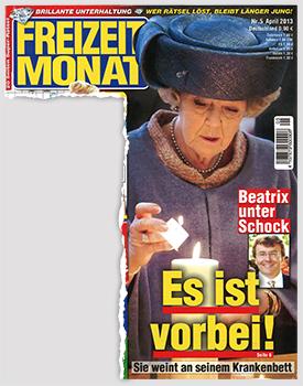 Beatrix unter Schck - Es ist vorbei! - Sie weint an seinem Krankenbett