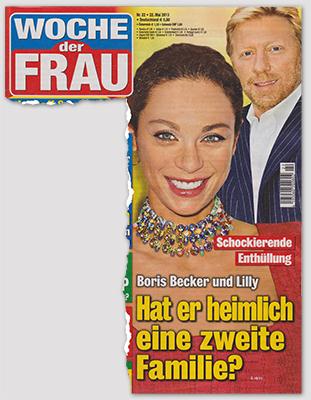 Schockierende Enthüllung - Boris Becker und Lilly - Hat er heimlich eine zweite Familie?