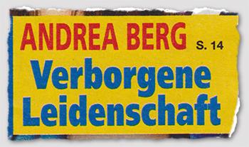 Andrea Berg - Verborgene Leidenschaft