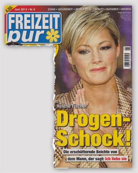 Helene Fischer - Drogen-Schock! Die erschütternde Beichte von dem Mann, der sagt: Ich liebe sie!