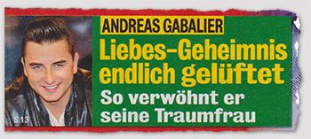 Andreas Gabalier - Liebes-Geheimnis endlich gelüftet - So verwöhnt er seine Traumfrau