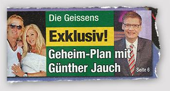 Die Geissens - Exklusiv! - Geheim-Plan mit Günther Jauch