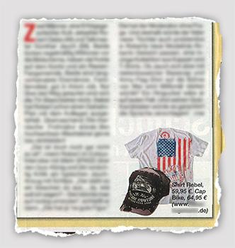 """Ausriss: """"Mehr Spass"""", Nr. 5/2013"""