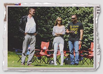 "Ausriss: ""neue Pause"", Nr. 6/2013"