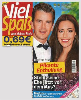 Markus Lanz - Pikante Enthüllung - Steht seine Ehe jetzt vor dem Aus?