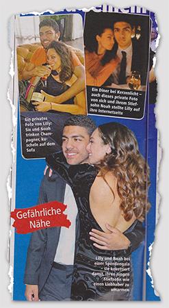 """Ausriss: """"Neue Post"""", Nr. 21/2013"""