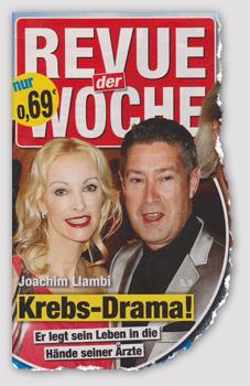 Joachim Llambi - Krebs-Drama! Er legt sein Leben in die Hände seiner Ärzte