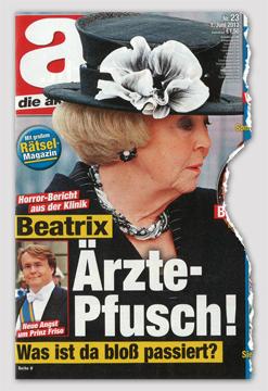 Horror-Bericht aus der Klinik - Beatrix - Ärzte-Pfusch! Was ist da bloß passiert?