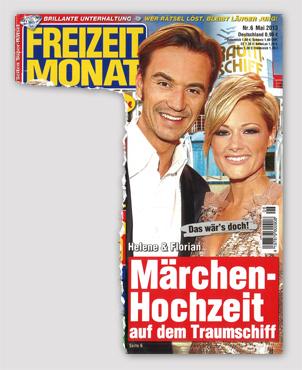 Das wär's doch! Helene & Florian - Märchen-Hochzeit auf dem Traumschiff