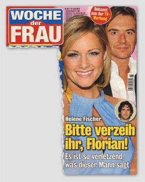 Helene Fischer - Bitte verzeih ihr, Florian! Es ist so verletzend, was dieser Mann sagt