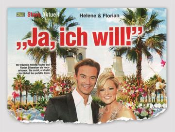 """Helene & Florian - """"Ja, ich will!"""""""