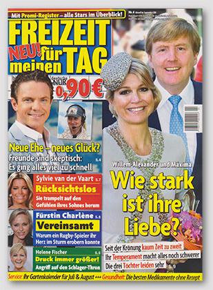 """Cover der """"Freizeit für meinen Tag"""""""