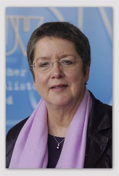 Ulrike Kaiser, stellvertretende Bundesvorsitzende DJV