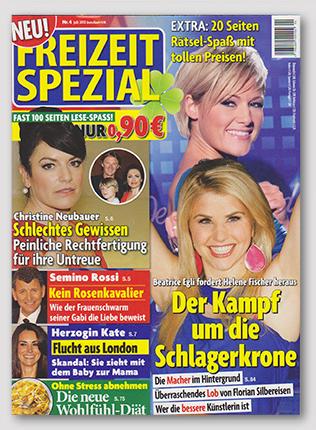 """Cover der """"Freizeit Spezial"""""""