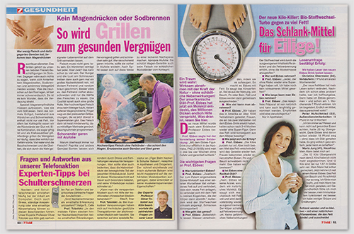 Der neue Kilo-Killer: Bio-Stoffwechsel-Turbo gegen zu viel Fett! - Das Schlank-Mittel für Eilige!