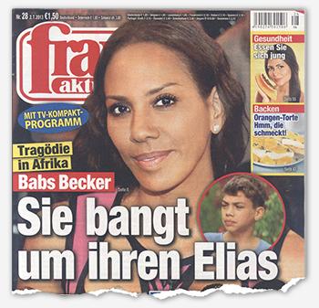 Tragödie in Afrika - Babs Becker - Sie bangt um ihren Elias