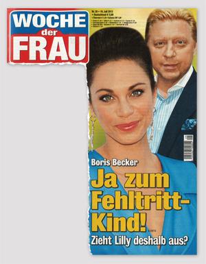 Boris Becker - Ja zum Fehltritt-Kind! Zieht Lilly deshalb aus?