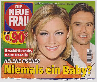 Erschütternde, neue Details - Helene Fischer - Niemals ein Baby?