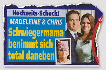 Hochzeits-Schock! - Madeleine & Chris - Schwiegermama benimmt sich total daneben