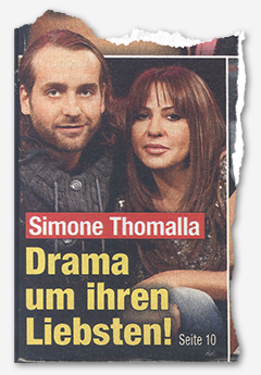 Simone Thomalla - Drama um ihren Liebsten!