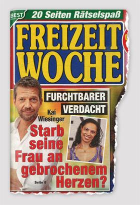 Furchtbarer Verdacht - Kai Wiesinger - Starb seine Frau an gebrochenem Herzen?