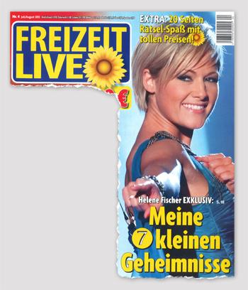 Helene Fischer exklusiv: Meine sieben kleinen Geheimnisse