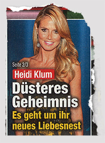 Heidi Klum - Düsteres Geheimnis - Es geht um ihr neues Liebesnest
