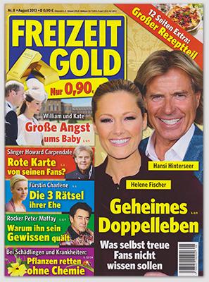 """""""Freizeit Gold"""", Nr. 8/2013"""