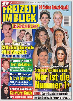 """""""Freizeit im Blick"""", Nr. 4/2013"""