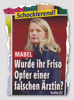 """Ausriss: """"Das neue Blatt"""", Nr. 27/2013"""