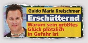 Guido Maria Kretschmer - Erschütternd . Warum sein größtes Glück plötzlich in Gefahr ist