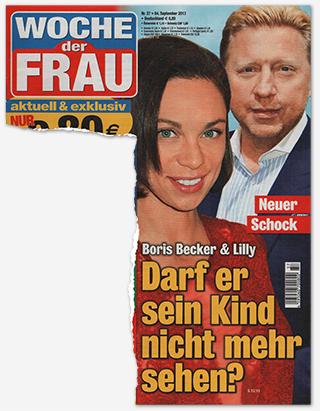 Neuer Schock - Boris Becker & Lilly - Darf er sein Kind nicht mehr sehen?