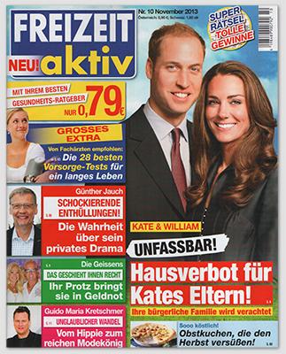 """""""Freizeit aktiv"""", Nr. 10/2013"""