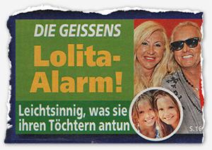 Die Geissens - Lolita-Alarm! - Leichtsinnig, was sie ihren Töchtern antun