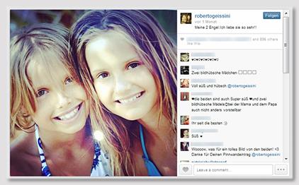 Screenshot: http://instagram.com/p/deWEyprwCJ/#