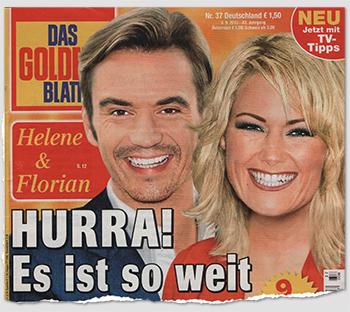 Helene & Florian - HURRA! Es ist so weit