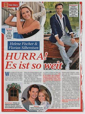 Helene Fischer & Florian Silbereisen - HURRA! Es ist so weit