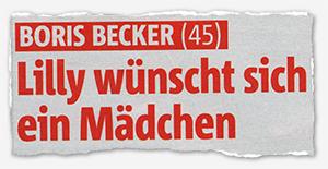 Boris Becker (45) - Lilly wünscht sich ein Mädchen