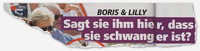 Boris & Lilly - Sagt sie ihm hier, dass sie schwanger ist?