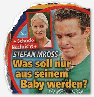 Schock-Nachricht - Stefan Mross - Was soll nur aus seinem Baby werden?