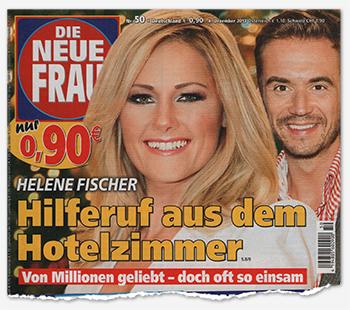 Helene Fischer - Hilferuf aus dem Hotelzimmer - Von Millionen geliebt - doch oft so einsam