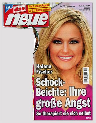 Helene Fischer - Schock-Beichte: Ihre große Angst - So therapiert sie sich selbst