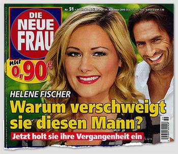 Helene Fischer - Warum verschweigt sie diesen Mann? Jetzt holt sie ihre Vergangenheit ein